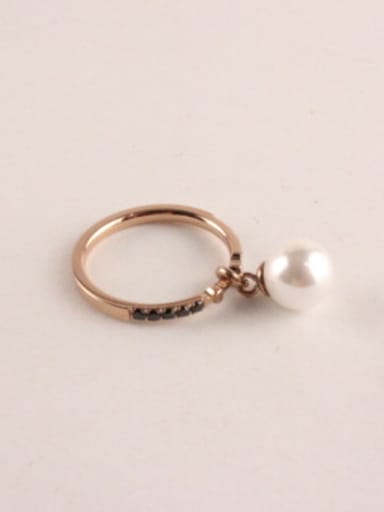 2018 Temperament Shell Pearl Women Ring