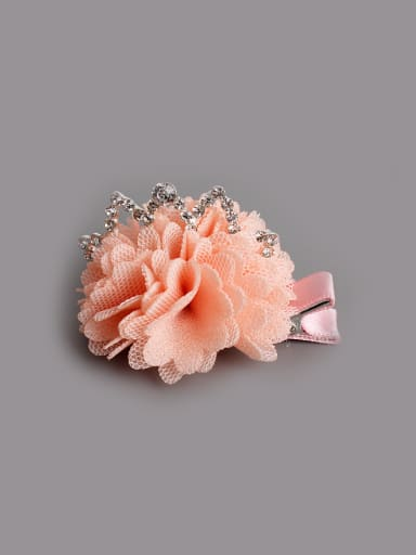 Flower Crown Hairpin