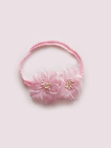 Double Flowers bady headband