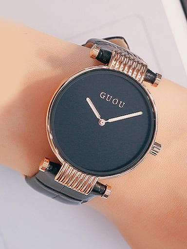 GUOU Brand Simple Watch
