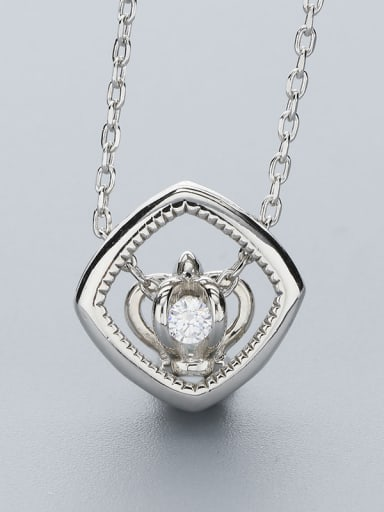 Crown Shaped Necklace