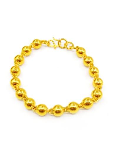 Men Delicate Small Beads Bracelet