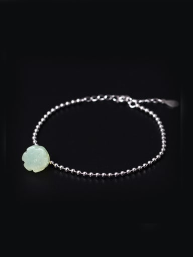 Lotus Aesthetic Creative Temperament Bracelet
