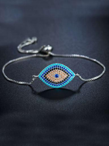 Eye Shaped Bracelet