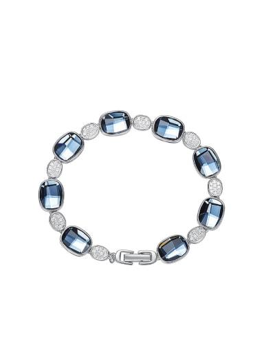 Fashion Swarovski Crystals Rhinestones Bracelet