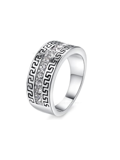 Retro Style Noble Classical Hot Selling Unisex Ring