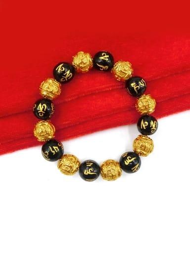 Men Exquisite Natural Stone Bracelet