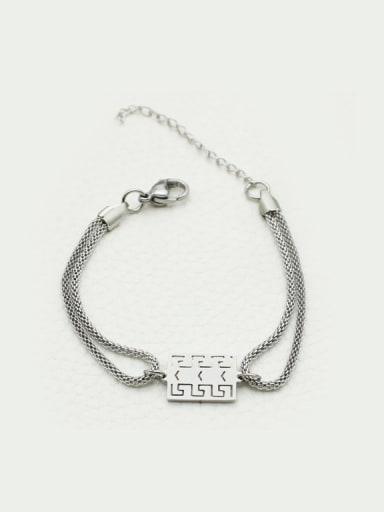 DIY Style Geometric Accessories Bracelet