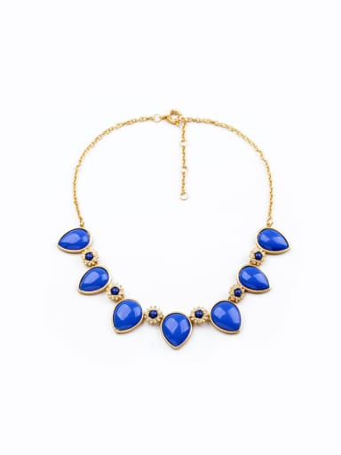 New Item Water Drop Stones Necklace