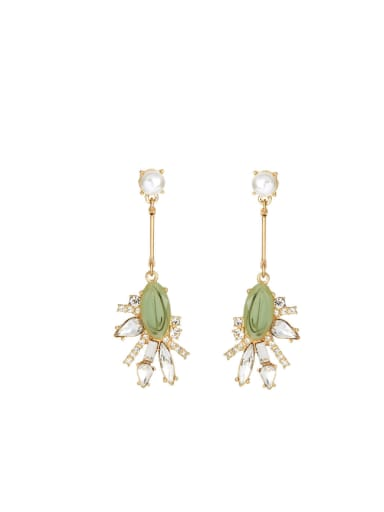 Elegant Generous Drop Chandelier earring