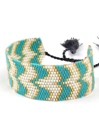 Bohemia Style Fashion Woven Women Bracelet