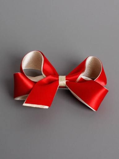 Twisting Bow Hairclip