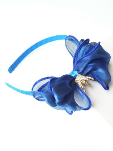 Metal Bow Head Band
