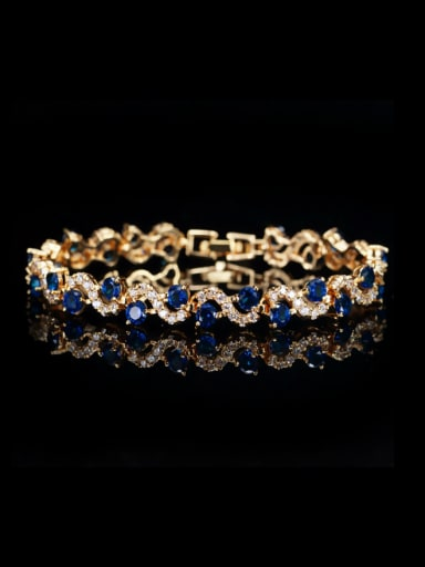 Exquisite Jewelry All-match Zircon Bracelet