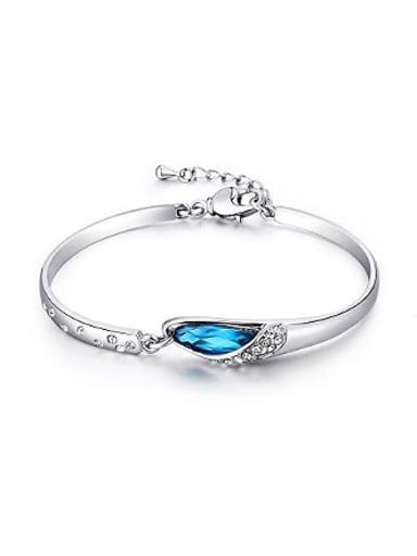 Fashion Austria Crystal Rhinestones Bracelet