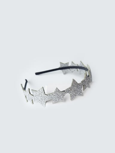 Glitter Star bady headband