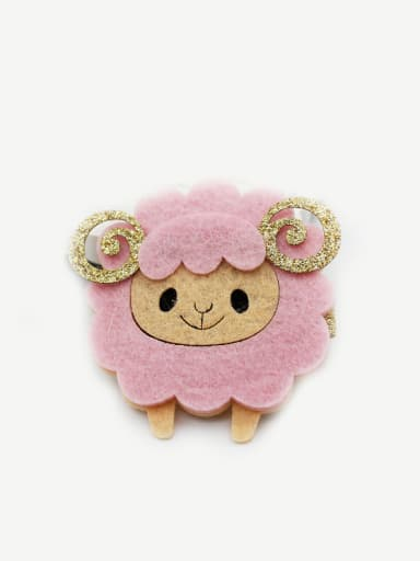 YOKI children's cartoon series pleasant goat hair headdress Hair clip 50415