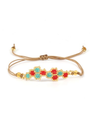 High Quality Handmade Woven Women Bracelet
