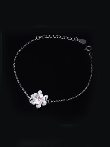 Natural Small Fresh Flowers Bracelet