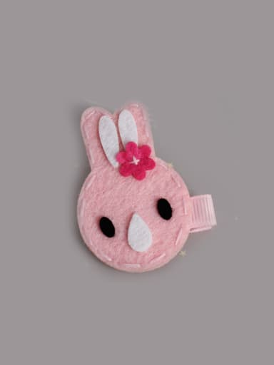 Cartoon Rabbit Hair clip