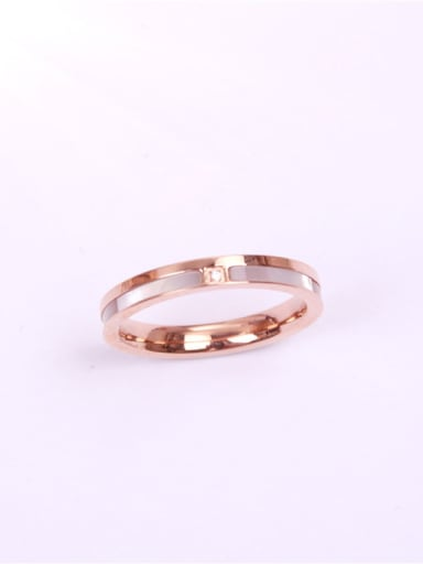 Exquisite Fashion Shell Single Line Ring