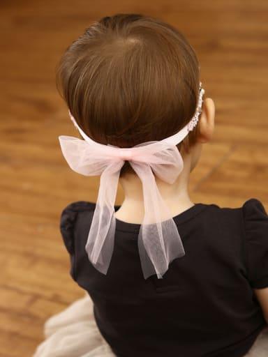 Simple Bow bady headband