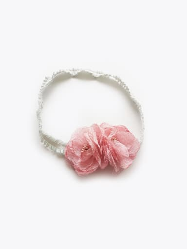 2018 Double Flowers bady headband