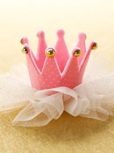 Crown Princess Hair with mini hat
