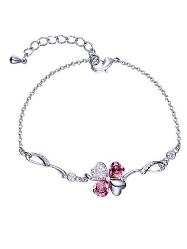 Clover Shaped Bracelet