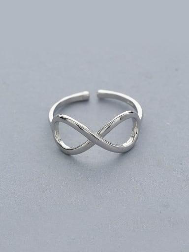 Women Figure 8 Shaped Ring