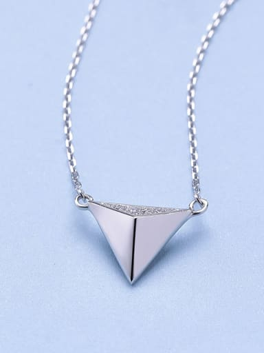 2018 Triangle Shaped Necklace