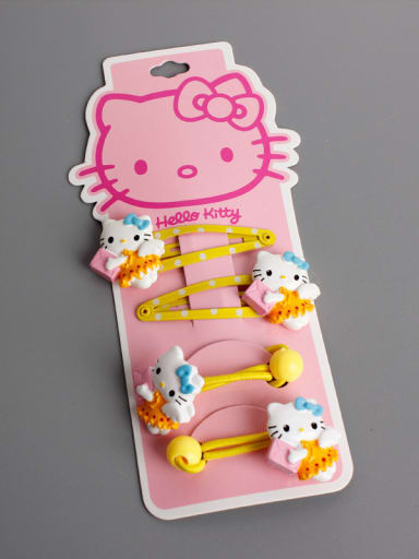 Lovely Cartoon Hair clip