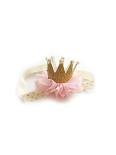 Crown bady headband