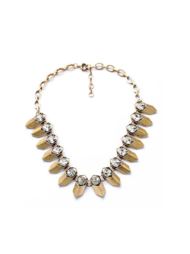 Punk Fashion Luxury Women Necklace