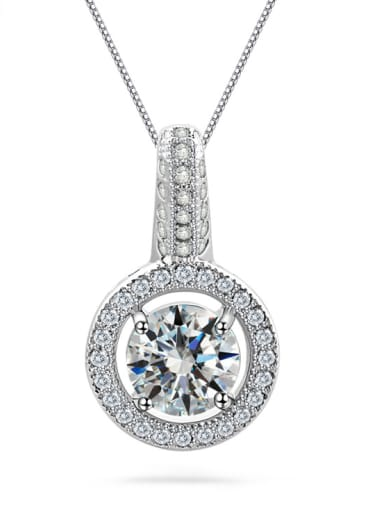 Bling-bling AAA zircon classic Necklace