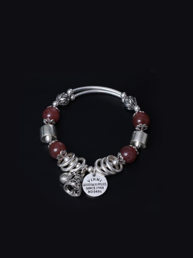 High Quality Crystal Bell Bracelet