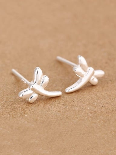 Little Dragonfly stud Earring