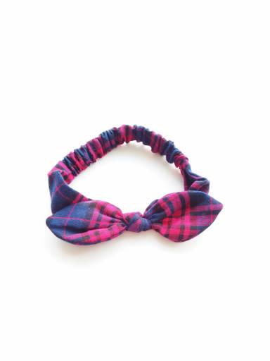 Retro Bow bady headband