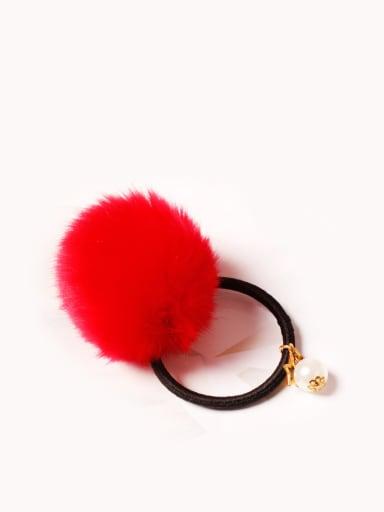 YOKI children with hair headdress magazine hair ball hair rope 50932