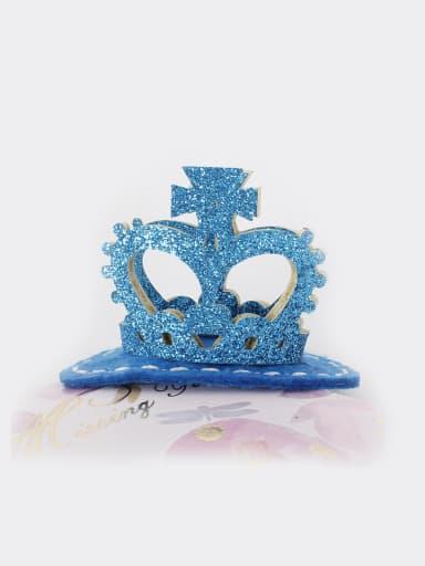 Small Crown Hair clip