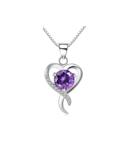 Fashion Amethyst High Quality Women Pendant