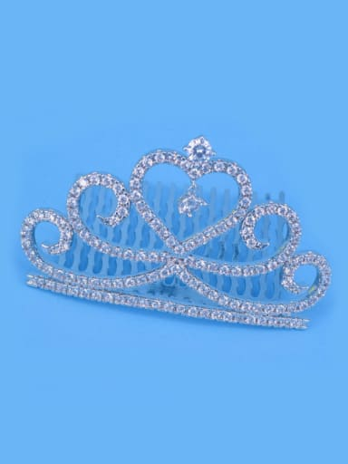Fashionable Noble Shining Wedding Party Hair Accessories