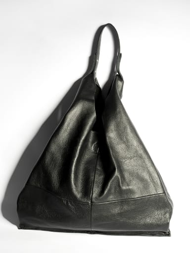 Original  hobe bag Soft Leather Niche Yak Tote
