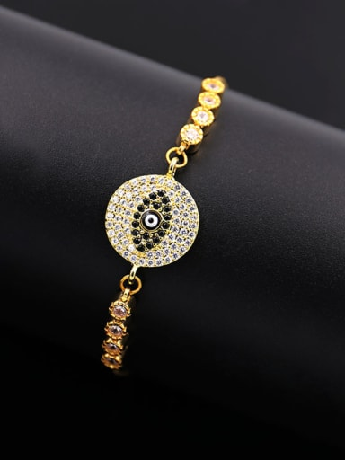Round Shaped Stretch Bracelet