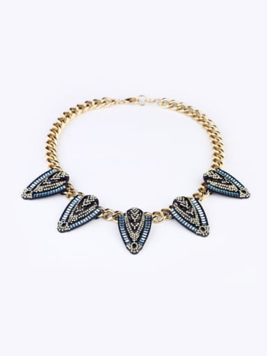 Personality Party Accessories Alloy Necklace