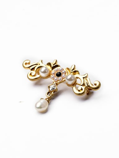 Retro Luxury Alloy Brooch