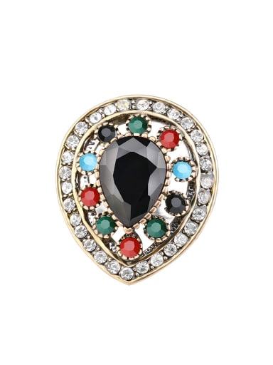 Personalized Hollow Retro style Alloy Ring