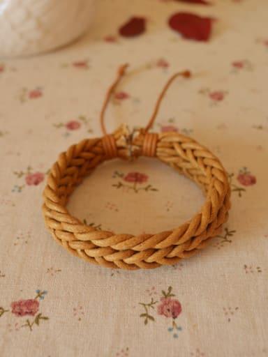 Diamond Shaped Hand Woven Bracelet