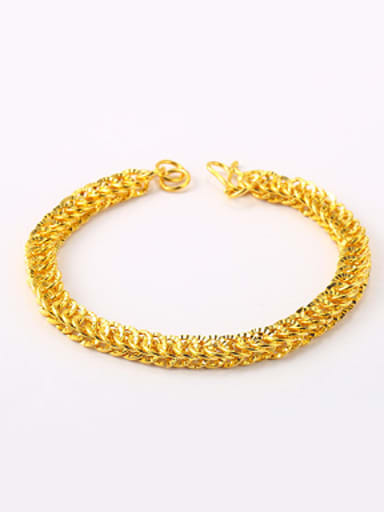 Ethnic Exaggerated Woven Women Bracelet