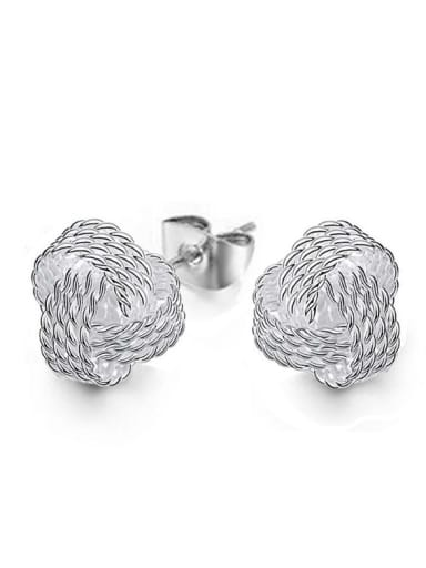 Hot Selling Good Quality Plated Stud Earrings